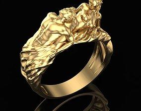 3D printable model Ring of Tenderness