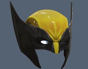 Wolverine Mask 3D print model