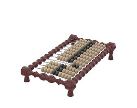 3D old Abacus