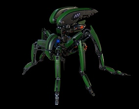 Robot mosquito 3D model