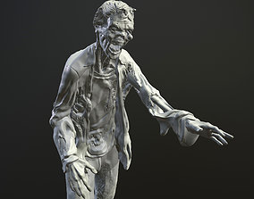 3D printable model 3dprinting Zombie