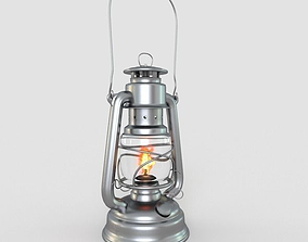 LAMP - by - JustTomas 3D asset
