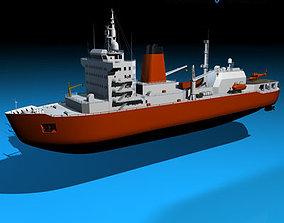 3D model Icebreaker