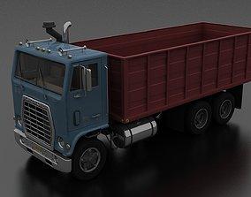 W-Series WT-9000 Grain Truck 1974 3D asset