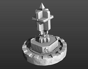 Ritual Stone 3D print model
