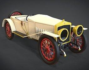 3D asset 1913 Hispano-Suiza Alfonso