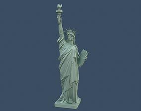 3D print model Statue of Liberty ny