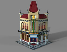3D Lego cinema