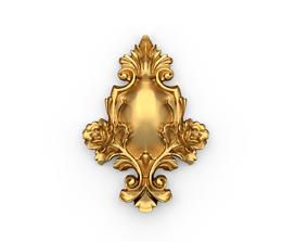 3D print model Classic decor ornament 28