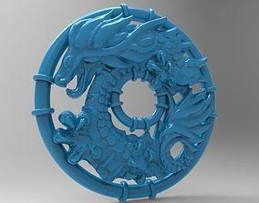 Dragon Pandant Print Dragon Only 3D printable model
