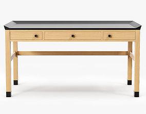 Ted Boerner Sidelines Writing Desk 3D model