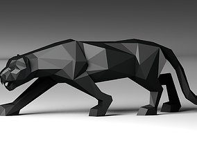 3D printable model panther 2