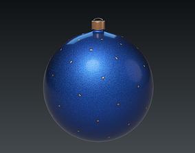 Christmas Balls ball 3D model