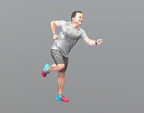 No77 - Runner 3D model
