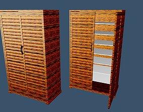 Shoes cabinet 10 3D model