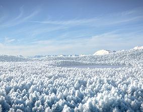 3D Winterscape