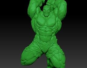 Hulk Smash wearhammer 3D print model