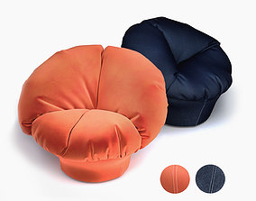 3D Twelve armchairs by D3CO