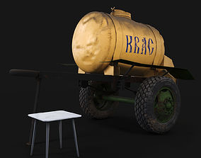leaven barrel ussr 3D