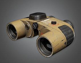 3D asset MLT - Military Bionics Binoculars Viewer - PBR 1