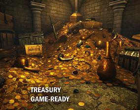 3D model Treasury