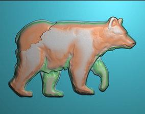 Jewelry bear 3D print model