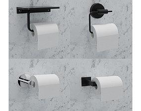 3D Toilet Paper Holder Pack