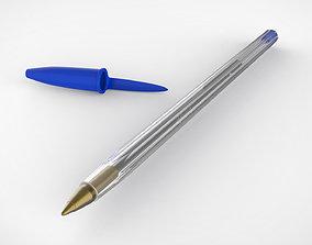 Bic Pen drawing 3D