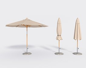 3D model Umbrella Patio Parasol 1