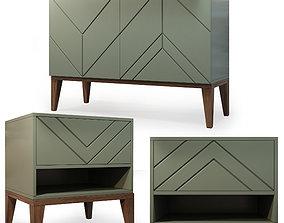 3D model Sideboard bedside table Magic
