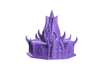 Chaos dice case 3D printable model