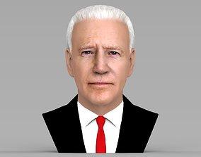 Joe Biden bust ready for full color 3D printing