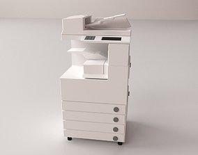 3D model Photocopier