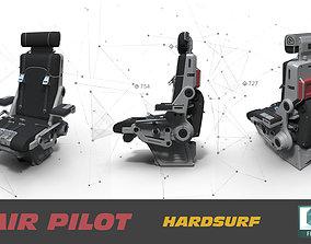 Chair Pilot 3D model