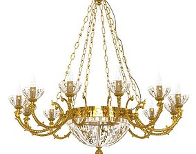 IL Paralume Marina Classic Lighting chandelier 3D model