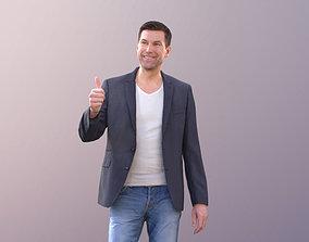 Lars 10422 - Talking Business Man 3D asset game-ready