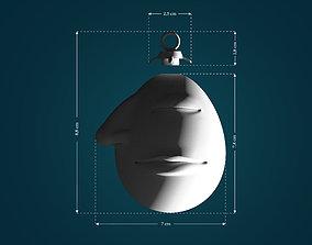 highpoly 3D printable model Behelit from Berserk