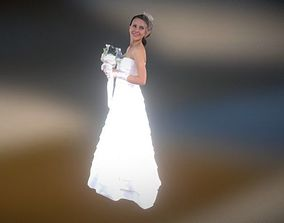 3D model No164 - Bride