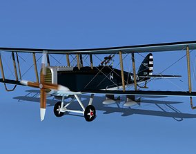 3D Airco DH-4 Bomber US Navy