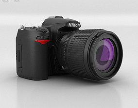 3D Nikon D7000