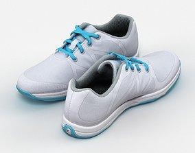 trainer Shoes 3D