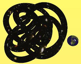 Knotted Orbit 3D model