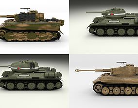 3D model Eastern Front Armor Pack v1