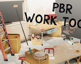 3D asset PBR Work Tools