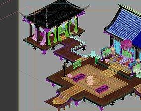 Fox Xiange - water loft 3D