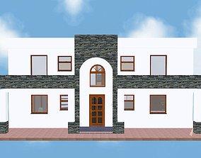 House 25 3D print model
