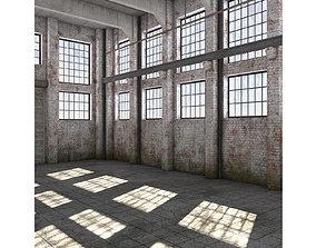 Warehouse 3D asset warehouse