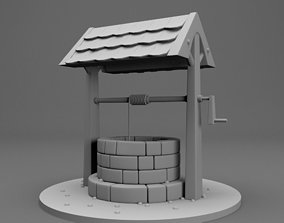old well 3D