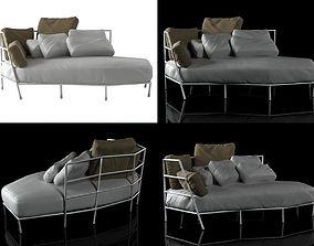 3D model Dehors Dormeuse 373