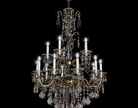 chandelier schonbek 3D